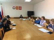 Заседание санитарно-противоэпидемической комиссии МО «Можгинский район»