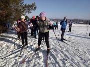 """Лыжные гонки в первичном отделении """"Пазяльское"""" Можгинского района"""