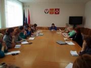 Заседание Проектного офиса Можгинского района