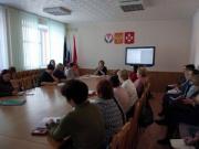 Совещание директоров общеобразовательных учреждений Можгинского района
