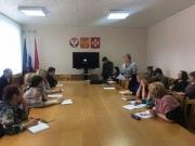 Собрание трудового коллектива органов местного самоуправления Можгинского района