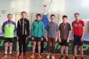 5 тур Лиги настольного тенниса клуба «Алангасар» среди сельских ДЮСШ, центра и юга Удмуртии